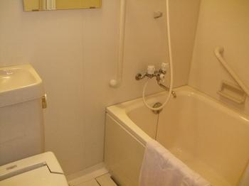 渚亭 バストイレ
