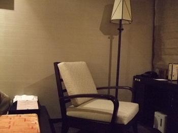 ラビスタ函館ベイ 椅子