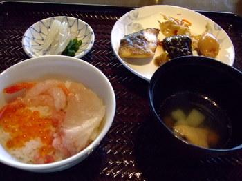 ラビスタ函館ベイの朝食例