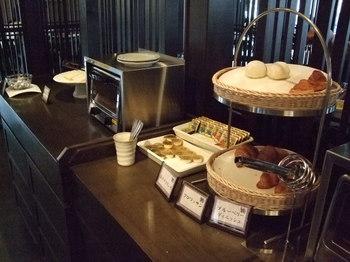 ラビスタ函館ベイの朝食 パン