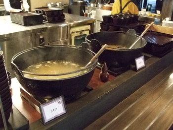 ラビスタ函館ベイの朝食 汁物