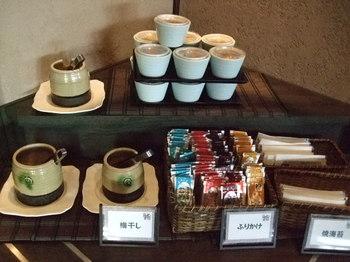 ラビスタ函館ベイの朝食 ご飯の友