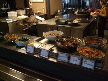 ラビスタ函館ベイの朝食 惣菜