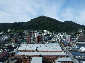 ラビスタ函館ベイ 最上階からの眺め2