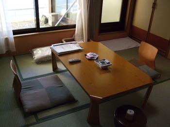 渚亭 和室