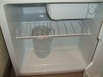 渚亭 冷蔵庫
